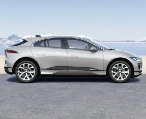 2021 Jaguar 90kWh HSE Auto 4WD 5-door (Grey) - Image: 2