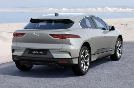 2021 Jaguar 90kWh HSE Auto 4WD 5-door (Grey) - Image: 3