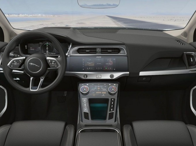 2021 Jaguar 90kWh HSE Auto 4WD 5-door (Grey) - Image: 4