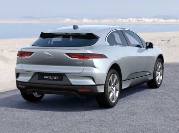 2021 Jaguar 90kWh SE Auto 4WD 5-door (Grey) - Image: 3