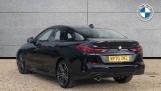 2020 BMW 218i M Sport Gran Coupe (Black) - Image: 2
