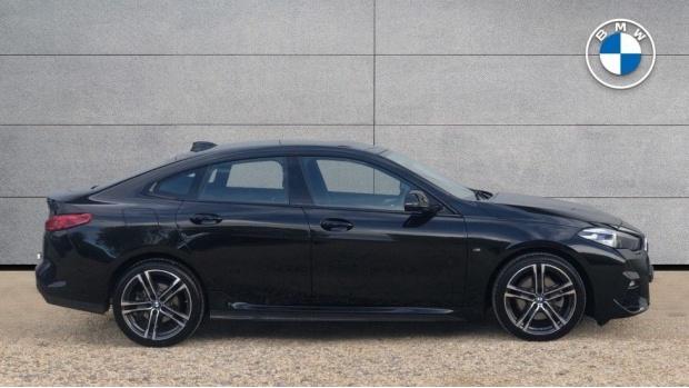 2020 BMW 218i M Sport Gran Coupe (Black) - Image: 3