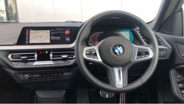 2020 BMW 218i M Sport Gran Coupe (Black) - Image: 5