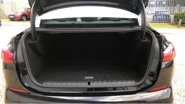 2020 BMW 218i M Sport Gran Coupe (Black) - Image: 13