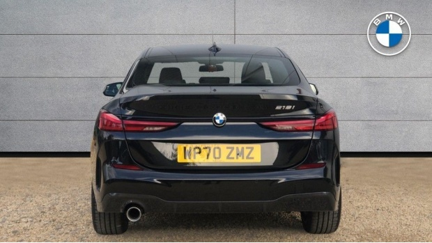 2020 BMW 218i M Sport Gran Coupe (Black) - Image: 15