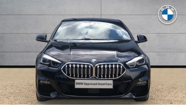2020 BMW 218i M Sport Gran Coupe (Black) - Image: 16