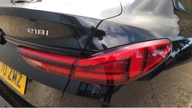2020 BMW 218i M Sport Gran Coupe (Black) - Image: 21