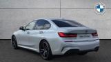 2021 BMW 320d M Sport Saloon (White) - Image: 2