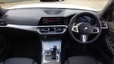 2021 BMW 320d M Sport Saloon (White) - Image: 4