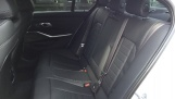 2021 BMW 320d M Sport Saloon (White) - Image: 12