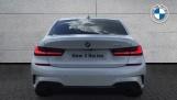 2021 BMW 320d M Sport Saloon (White) - Image: 15