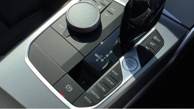 2021 BMW 320d M Sport Saloon (White) - Image: 19