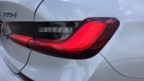 2021 BMW 320d M Sport Saloon (White) - Image: 22