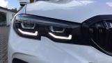 2021 BMW 320d M Sport Saloon (White) - Image: 28