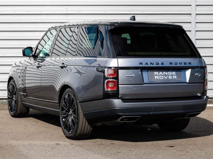 2021 Land Rover D300 MHEV Autobiography Auto 4WD 5-door (Grey) - Image: 2