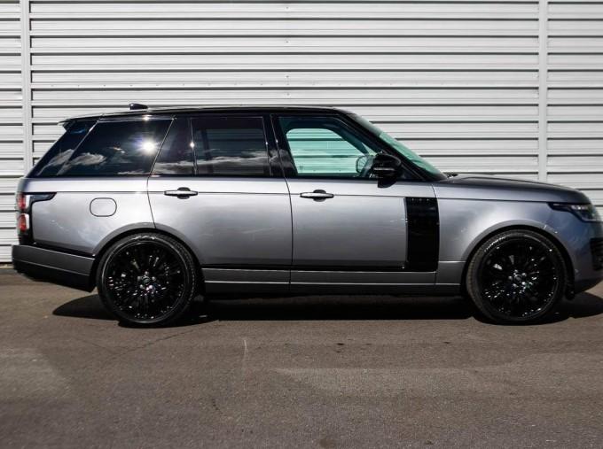 2021 Land Rover D300 MHEV Autobiography Auto 4WD 5-door (Grey) - Image: 5