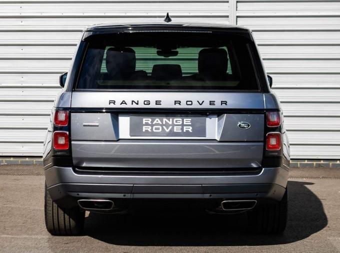 2021 Land Rover D300 MHEV Autobiography Auto 4WD 5-door (Grey) - Image: 7