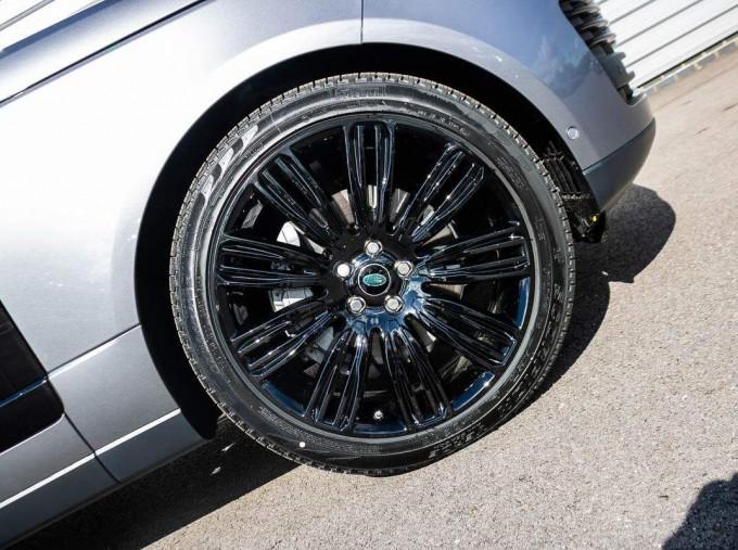 2021 Land Rover D300 MHEV Autobiography Auto 4WD 5-door (Grey) - Image: 8