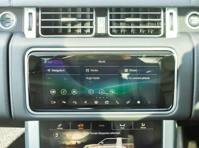 2021 Land Rover D300 MHEV Autobiography Auto 4WD 5-door (Grey) - Image: 11