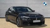 2021 BMW 530e M Sport Saloon (Grey) - Image: 1