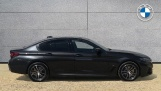 2021 BMW 530e M Sport Saloon (Grey) - Image: 3