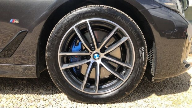 2021 BMW 530e M Sport Saloon (Grey) - Image: 14