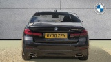 2021 BMW 530e M Sport Saloon (Grey) - Image: 15