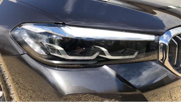 2021 BMW 530e M Sport Saloon (Grey) - Image: 22