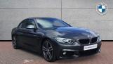 2016 BMW 420d M Sport Convertible (Grey) - Image: 1