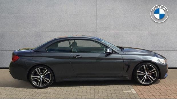 2016 BMW 420d M Sport Convertible (Grey) - Image: 3
