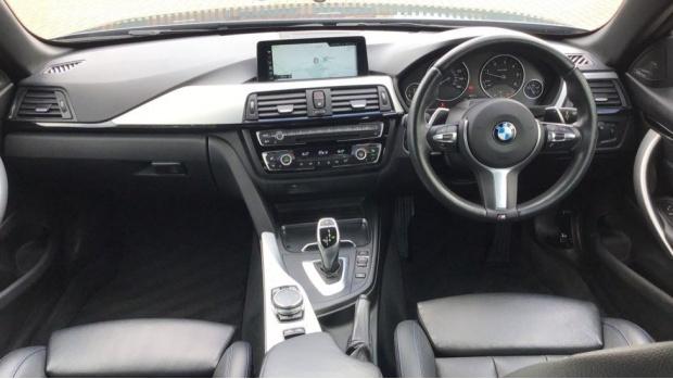 2016 BMW 420d M Sport Convertible (Grey) - Image: 4