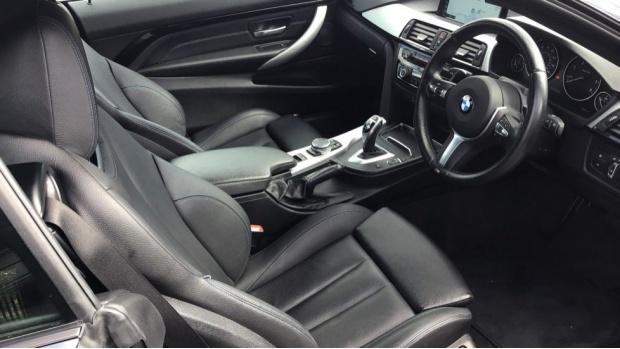 2016 BMW 420d M Sport Convertible (Grey) - Image: 6