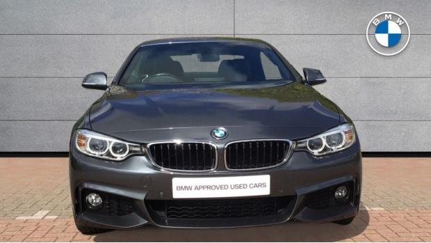 2016 BMW 420d M Sport Convertible (Grey) - Image: 16