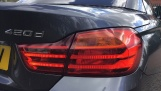 2016 BMW 420d M Sport Convertible (Grey) - Image: 22