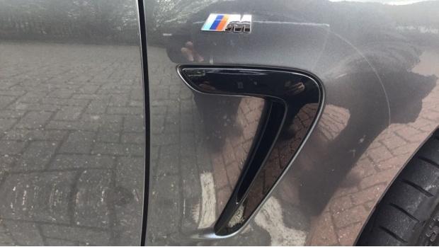 2016 BMW 420d M Sport Convertible (Grey) - Image: 34
