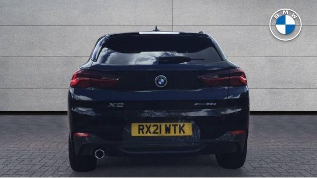 2021 BMW XDrive25e M Sport (Black) - Image: 15