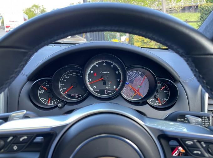 2016 Porsche Turbo Tiptronic 4WD 5-door (Grey) - Image: 8