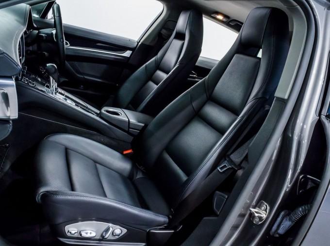 2014 Porsche TD V6 Tiptronic 5-door (Grey) - Image: 20