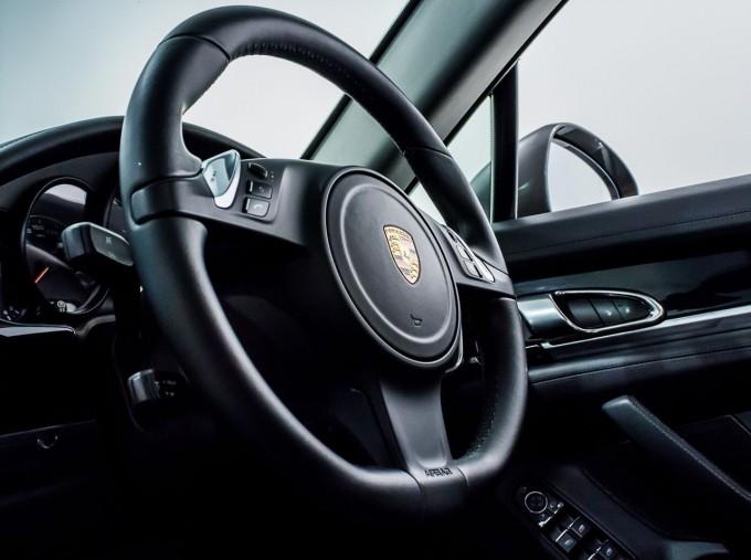 2014 Porsche TD V6 Tiptronic 5-door (Grey) - Image: 21