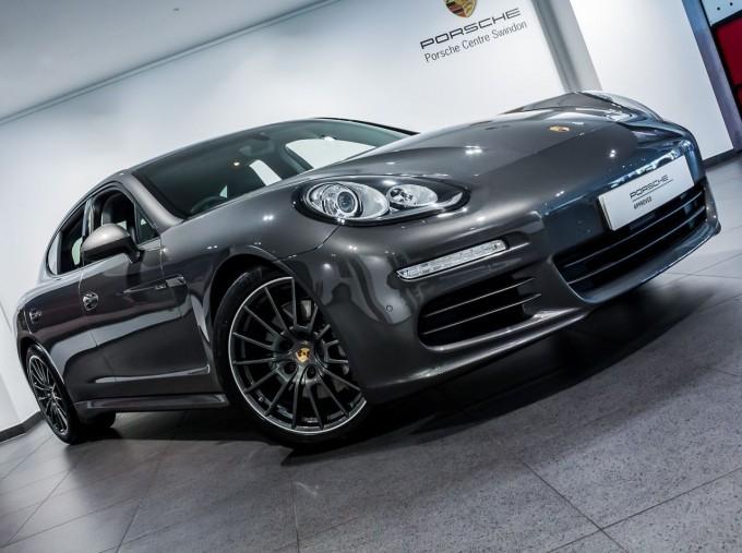 2014 Porsche TD V6 Tiptronic 5-door (Grey) - Image: 41