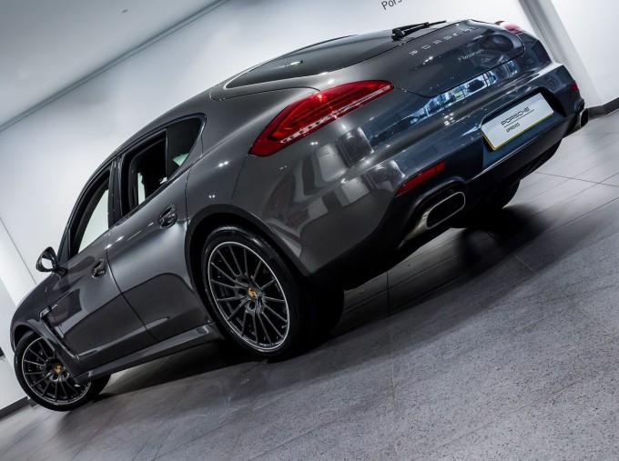 2014 Porsche TD V6 Tiptronic 5-door (Grey) - Image: 42