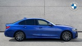 2019 BMW 320i M Sport Saloon (Blue) - Image: 3