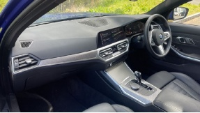 2019 BMW 320i M Sport Saloon (Blue) - Image: 7