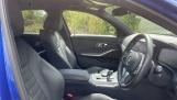 2019 BMW 320i M Sport Saloon (Blue) - Image: 11