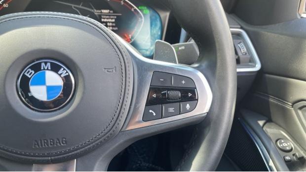 2019 BMW 320i M Sport Saloon (Blue) - Image: 18