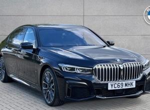 Brand new 2020 BMW 7 Series 745Le xDrive M Sport Saloon 4-door finance deals