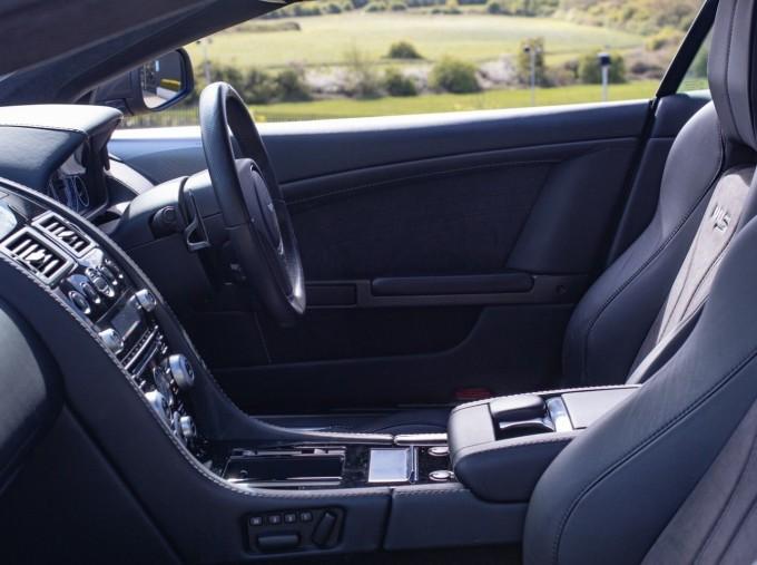 2009 Aston Martin V12 Touchtronic 2-door (Silver) - Image: 6
