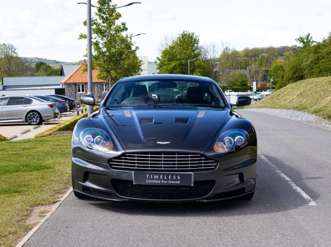 2009 Aston Martin V12 Touchtronic 2-door (Silver) - Image: 20