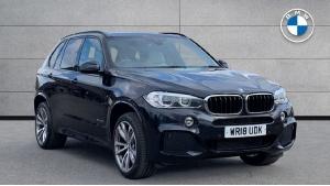 2018 BMW X5 xDrive30d M Sport 5-door
