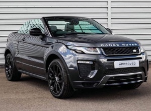 2018 Land Rover Range Rover Evoque TD4 (180hp) HSE Dynamic 2-door